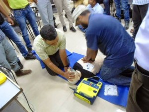 ATOAI and ATOM Host First Aid Workshop