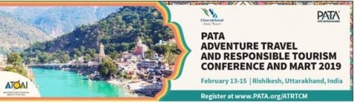 PATA's Adventure Travel Mart, Feb. 2019.